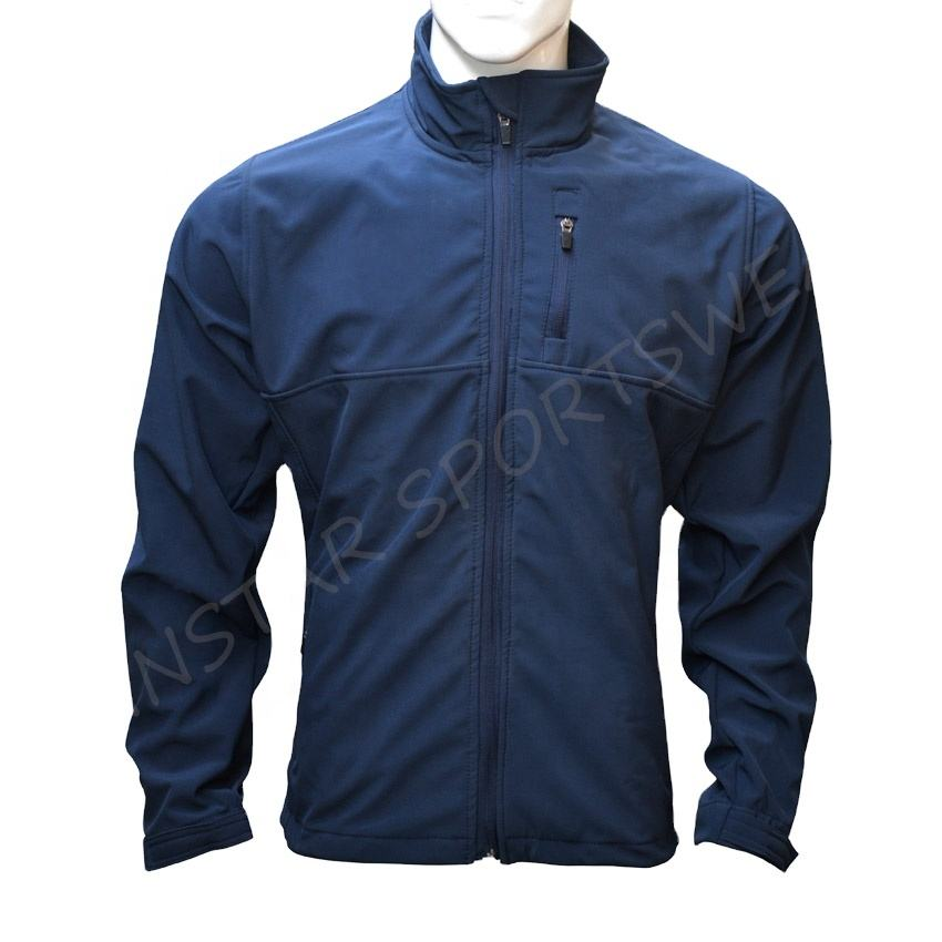 Outdoor Wear Golf Jas Mannen Softshell Jas Custom Windbreaker Kleding Casual Plain Waterdicht Aanpassen Jas Oem