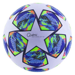 3D Printed Soccer Balls PU Leather made Custom Design / Logo for Sale