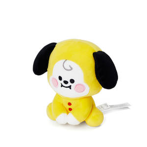 [Official] Kpop LineFriends BT21 mini sitting dolls