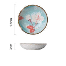 Flowers bowl porcelain premium quality  2019 design