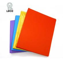 pvc vinyl 3 ring binder folder a4 file folder box file pvc file folder punch hole plastic ring binder