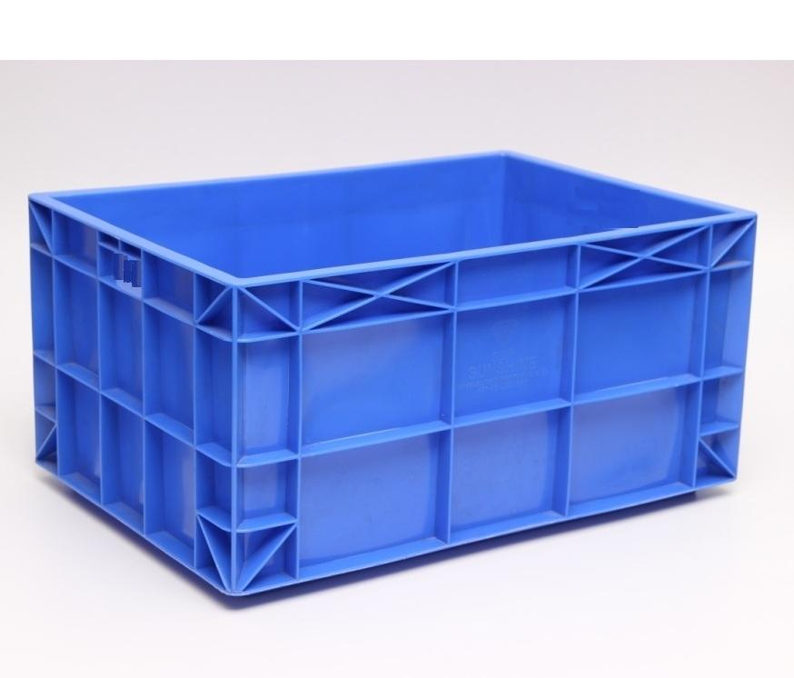 High Quality Factory Price Best Selling Supermarket heavy duty plastic crate for Multipurpose