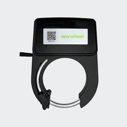 [Solar Powered] Anywheel 2G-GSM Anti-Theft Bicycle Sharing Bluetooth Smart Lock (w/o Solar Panel)