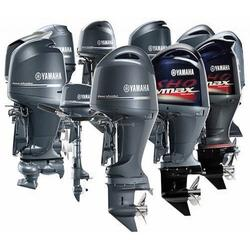 READY TO SHIP USED__NEW Yamahas 90HP 75HP 115HP 150HP 4 strokes outBoard motors / boat engine
