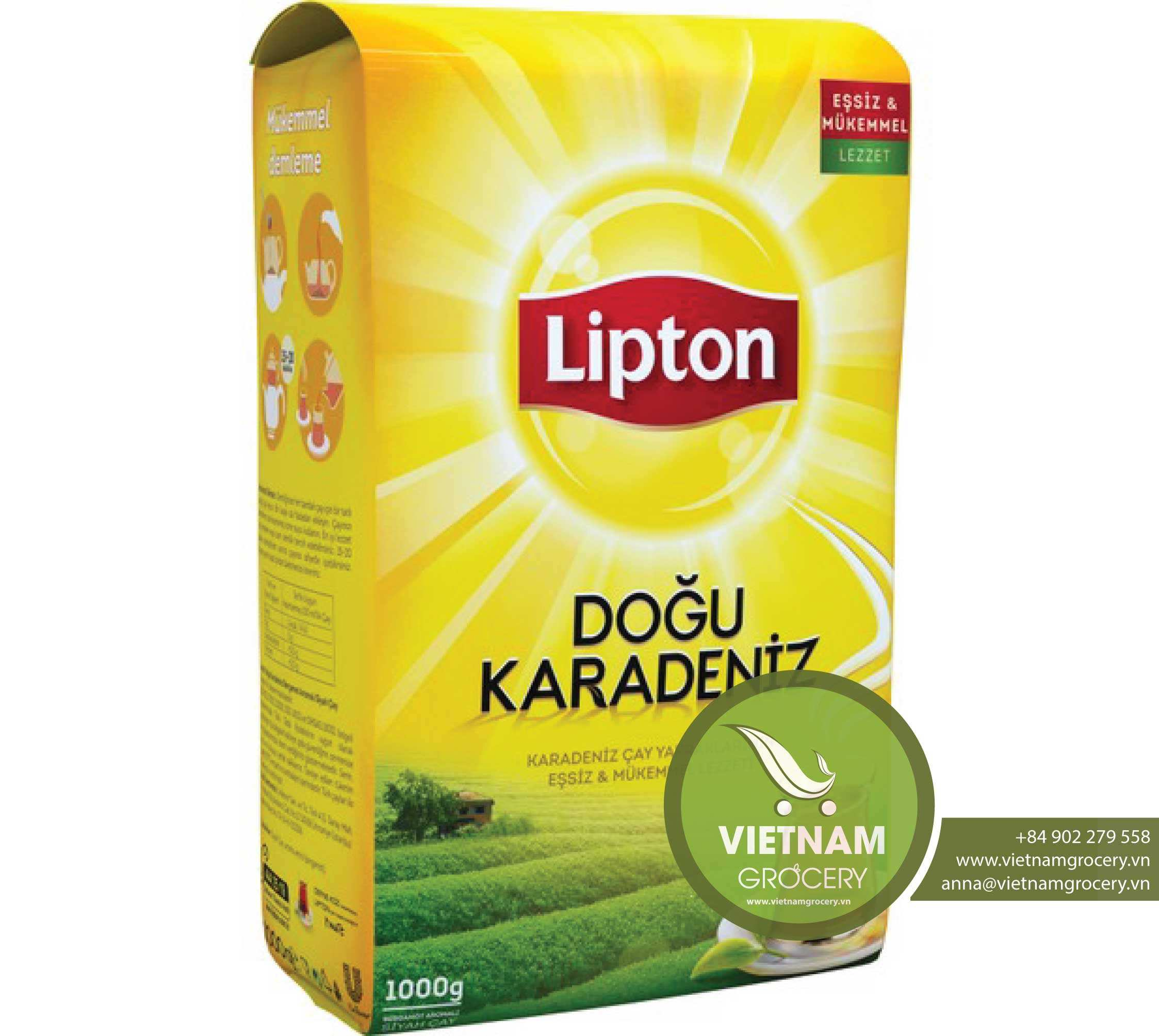 Lipton Oost Zwarte Zee <span class=keywords><strong>Thee</strong></span>