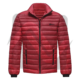 Dark Red Color Men Puffer Jacket With Low Price Unique Design Puffer Jacket