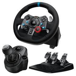 Brand new Logitech G29 Driving Force Racing Wheel For Video Games