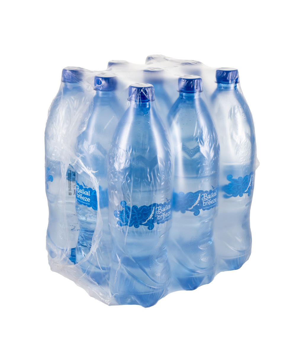 "Packaged natural drinking water ""Baikal Breeze"" 1 L"
