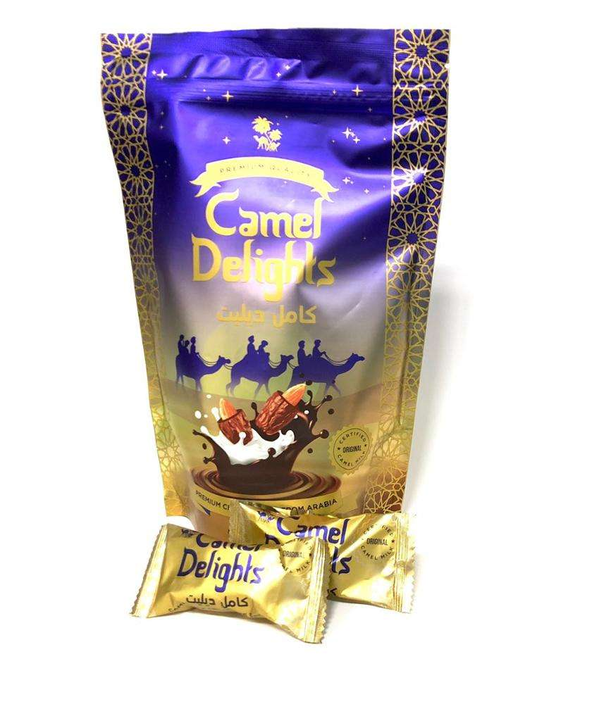 Dubai dates chocolate