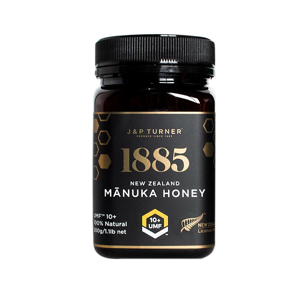 Manuka Honey UMF 10+ 500ml NZ Made Premium Quality 100% Pure Black Label Edition
