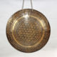 NBTE-Handmade Traditional 7 Metal Special Gong with Finest Art Carving