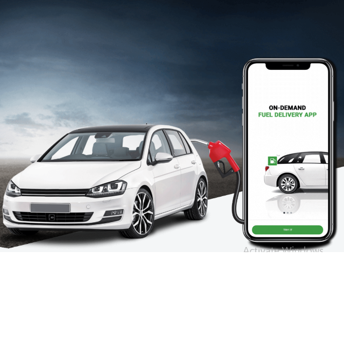 Get Best Fuel delivery App Development service | Customized Fuel Delivery App Design In India