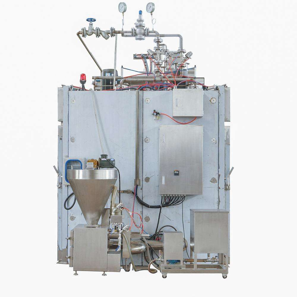 Advanced Industry Smoke furnace used for ham/sausage/chicken /fish