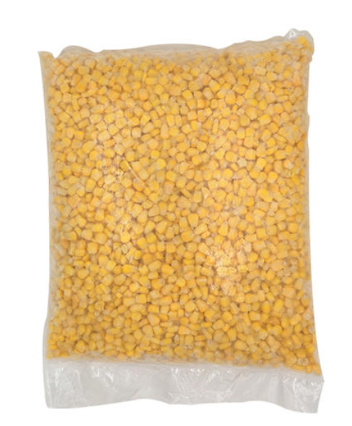 standard exported packing pass frozen sweet corn