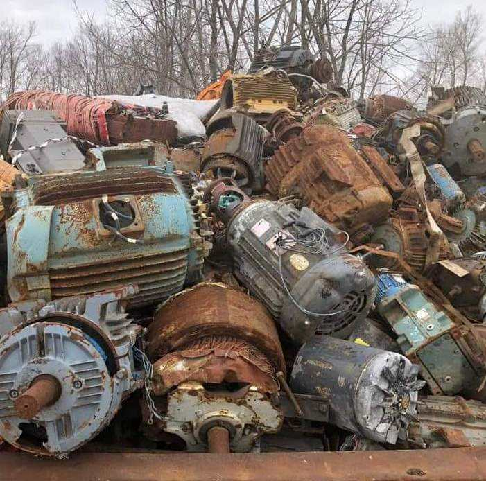 Mixed Electric Motor Scrap for sale