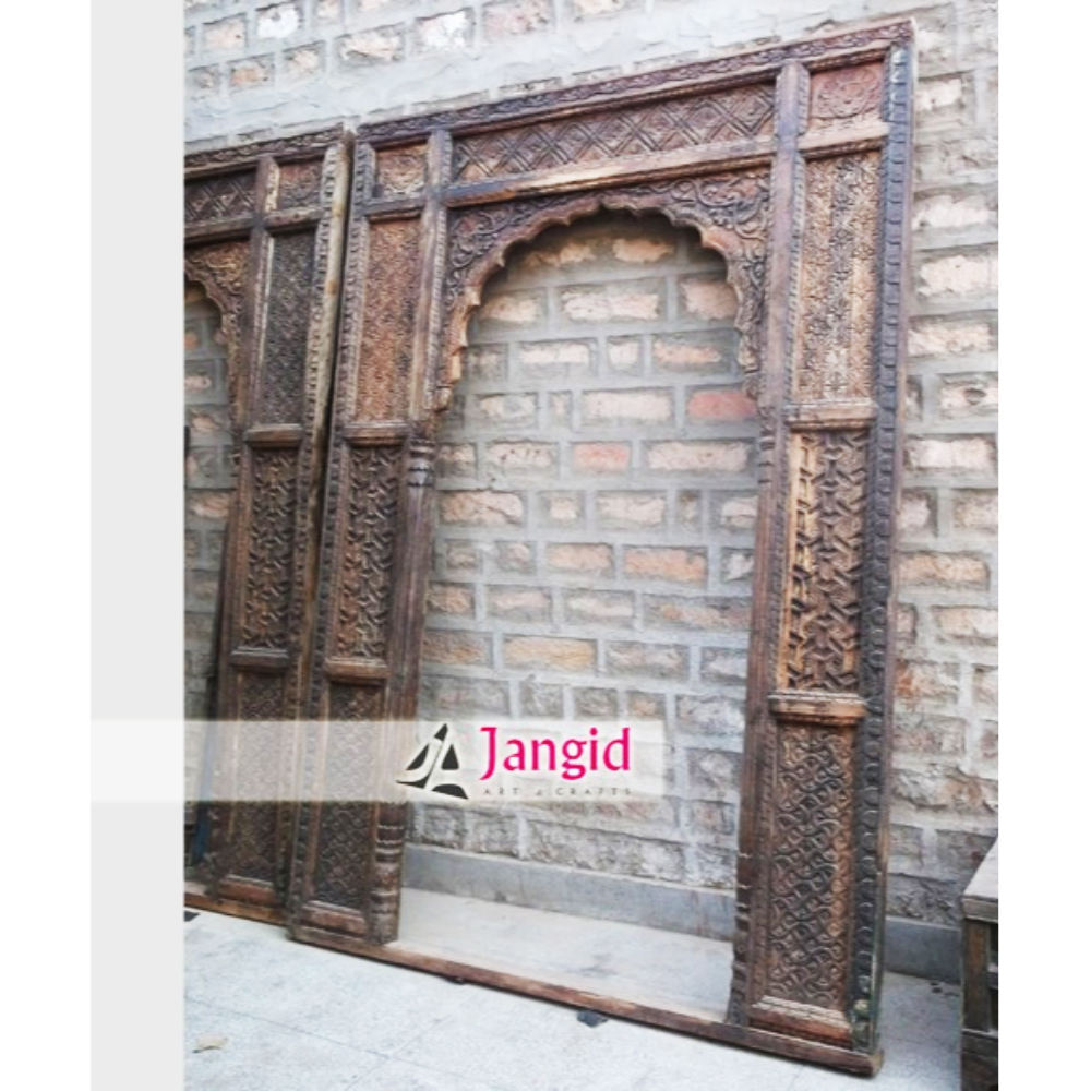 Indian Hand Carved Big Arch for Hotels