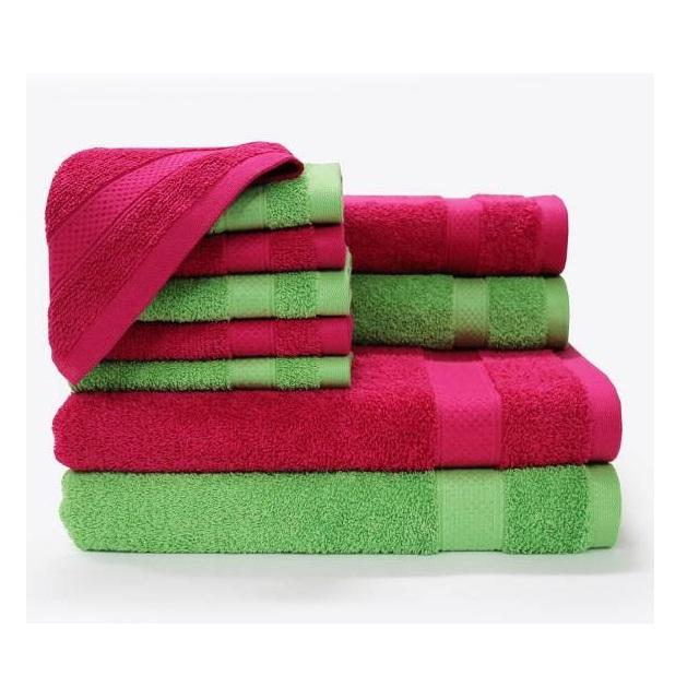 100% high quality cotton printed bath towels