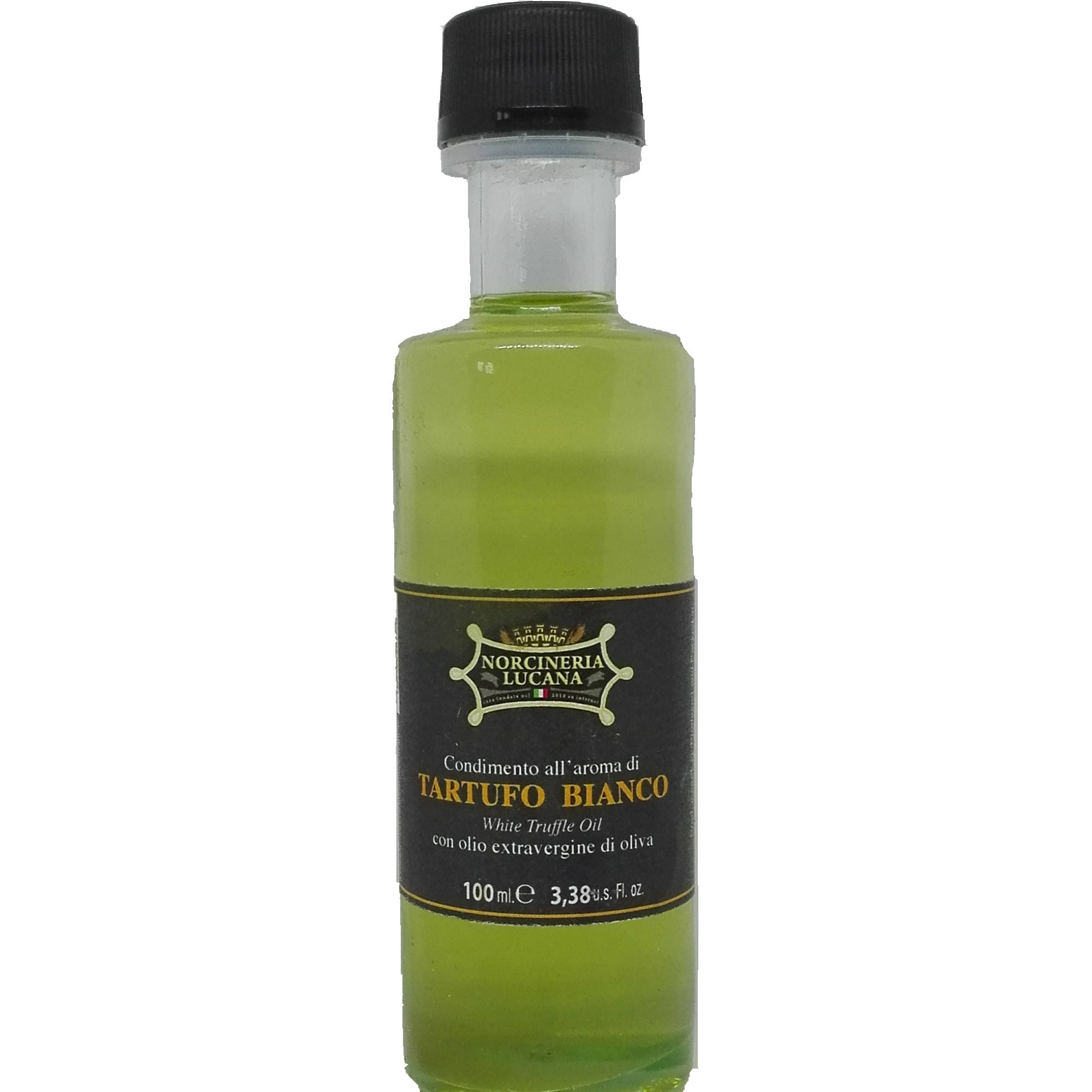 CUSTOMIZABLE truffle oil with EVOO handmade made in Italy TOP QUALITY