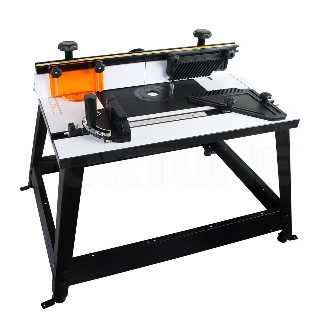Portable Router Bench With Top Router Table