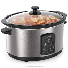 Digital Slow Cooker 6 Quart