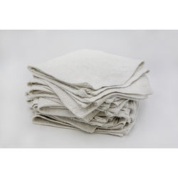 14x17 White Terry Towels 22.5 lb net Box