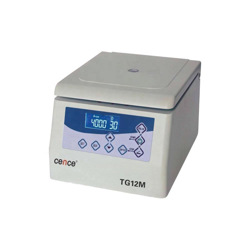 Hoge Kwaliteit TG12M Micro Hematocrit <span class=keywords><strong>Centrifuge</strong></span> <span class=keywords><strong>Machine</strong></span>