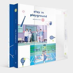 [Official] Stray Kids - 2nd photobook [stay in playground]