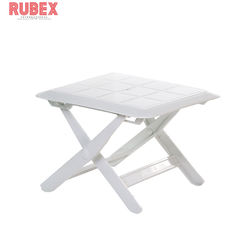 sara  plastic table - indoor - outdoor