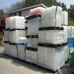 PMMA acrylic sheet scrap available for bulk sales