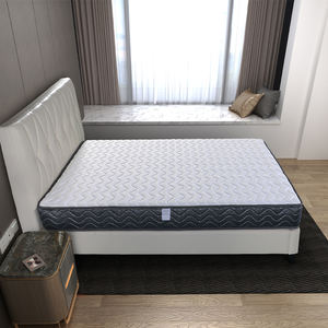 Roll up 5 star hotel pocke/box spring mattress queen