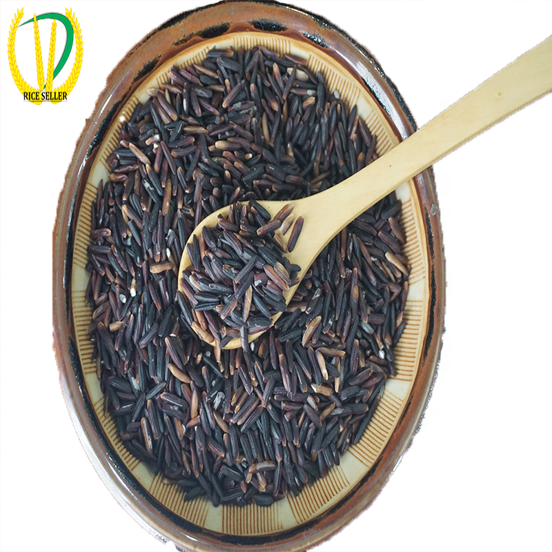 Best Seller Extra Round Black Glutinous Rice High Quality Grade A To Export - black glutinous rice leave
