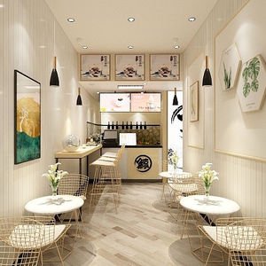 Milk Tea Shop Design Milk Tea Shop Design Suppliers And Manufacturers At Alibaba Com