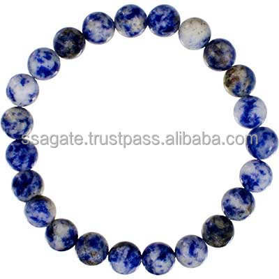 Direct Factory Sale Sodalite Healing Bracelets : Buy Online From S S Agate From India