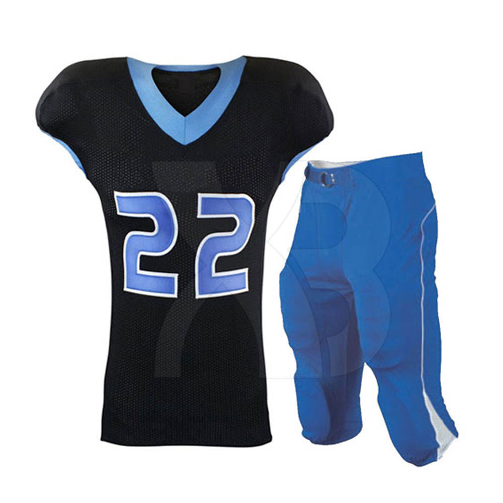 Factory Direct Supply Custom Design American Football Uniform Wholesale Price American Football Uniform In Newest Design