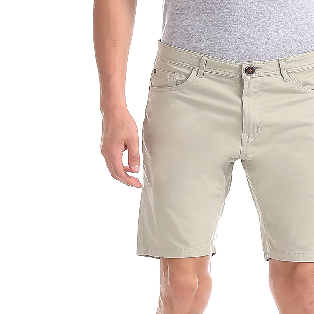 Herren Fleece Shorts Neues Design Elastische Taille Casual Sport Shorts In Simple Plain Design