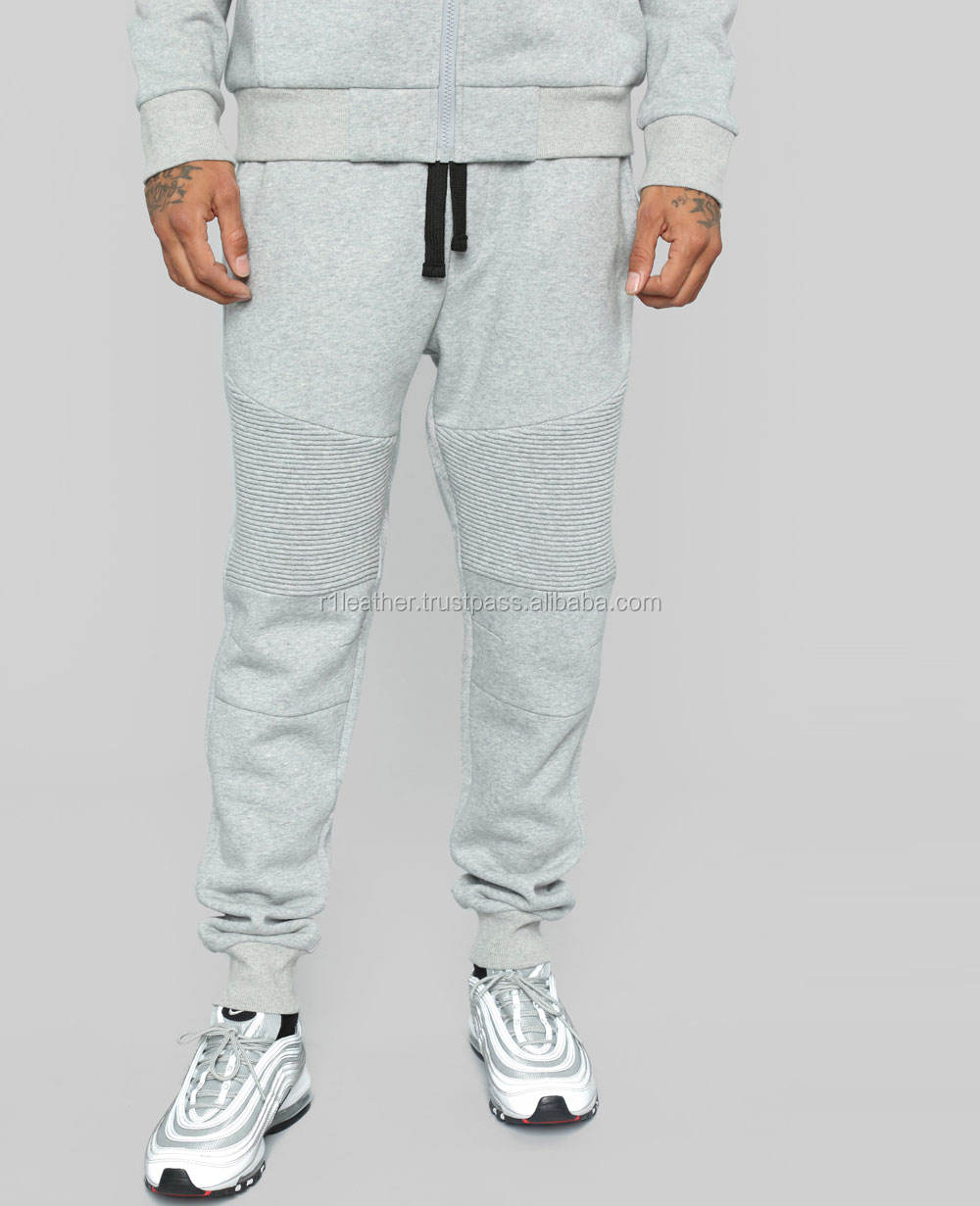 Tapered Fit Mens Jogger Broek Hot Koop Joggingbroeken Gym Fitness Wear Top Kwaliteit Trainingspak Bodems Lambrisering Joggers