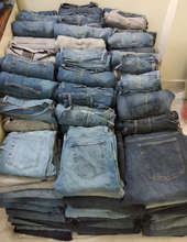 Denim Jeans Pants  HIgh Quality  Stock Lot Super  Low Price
