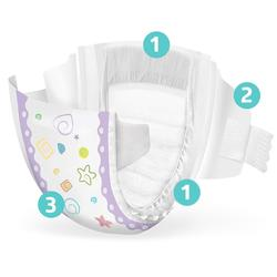 Baby Diapers/Top Rated Wholesale Stocklot /great breathability