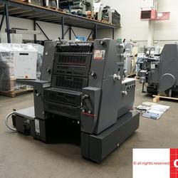 Printmaster GTO 52-1 one color offset printing machine