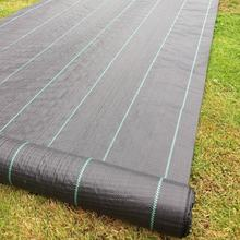 100gsm Woven PP Weed Control Fabric - Ground Cover - Weed Mat - Mulch Fabric - Weed Barrier