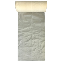 Dogpoopbag, Dogwastebag Half Pallet Compostable 200 Bag Roll on Core (Dog Waste Bag)