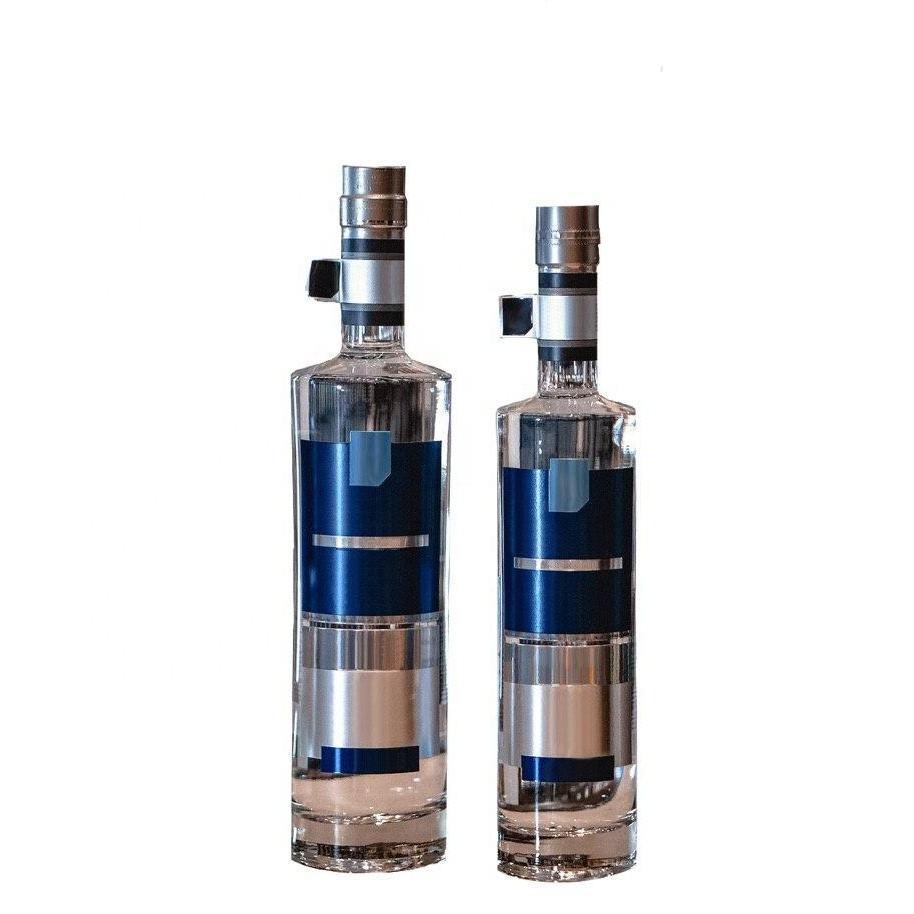 Premium Russian Alcoholic Beverage 40% Vodka, 1000 ml