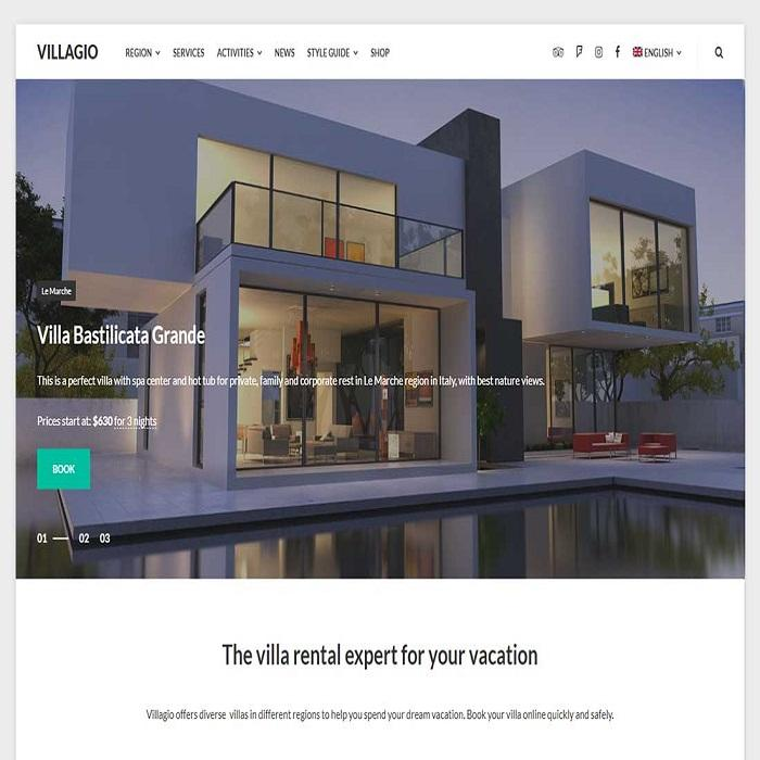 Best real estate website like airbnb development company