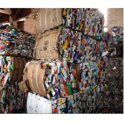Stretch and LDPE Films Waste