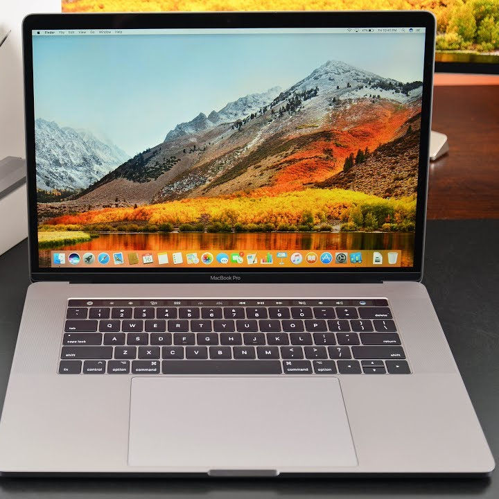 Wholesales 2019 MacBook 터치 바 MV932LL/A 15.4 코어 i9 2.3GHz 16G RAM 512G