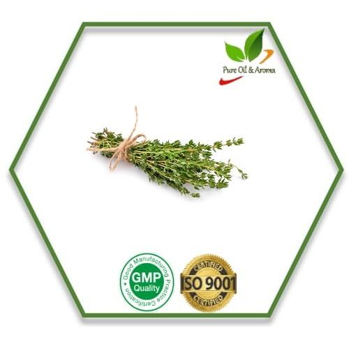 Food Grade Edible Thyme Oil Natural Essential Oil