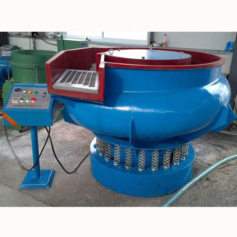 300 Liter metal surface finishing vibrahone vibra finish vibratory tumbling almco deburring machine