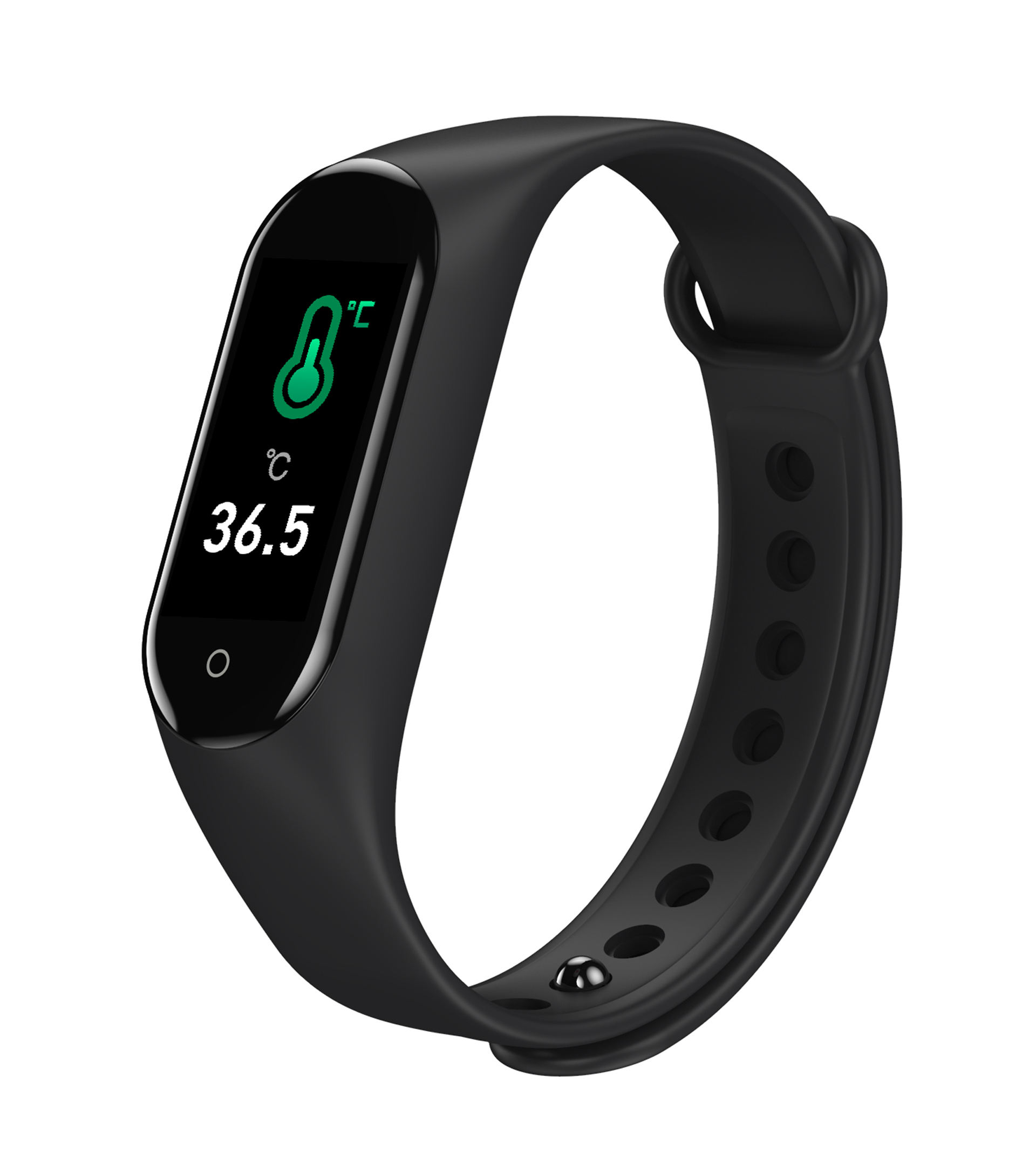 Waterproof Mi Band M4 Smart Banda Pulsera Inteligente Silicone Watch Fitness Tracker Bracelet