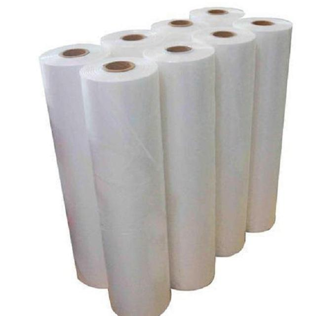 Big Roll White stretch wrap film