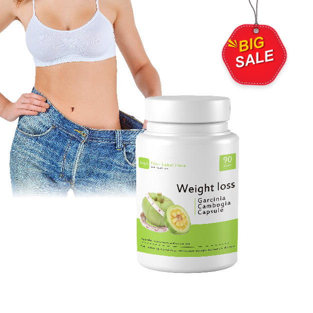 New Product Natural Garcinia Cambogia Capsules for Weight Loss Slimming